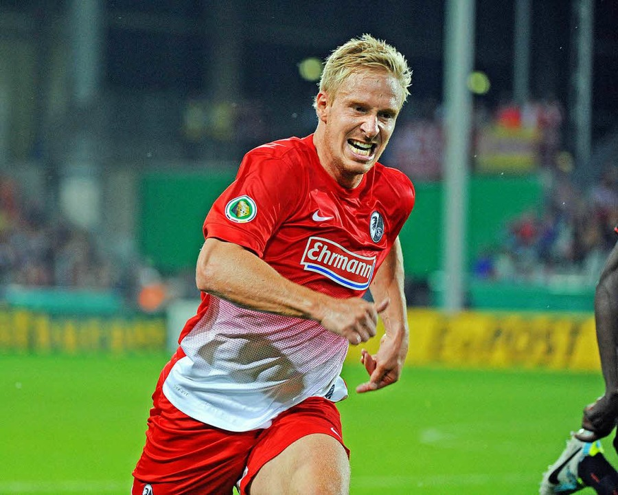 Mike Hanke stürmt künftig in der siebten Liga.  | Foto: Michael Heuberger