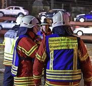 Rettungsdienste treffen sich mit Notfallmanager