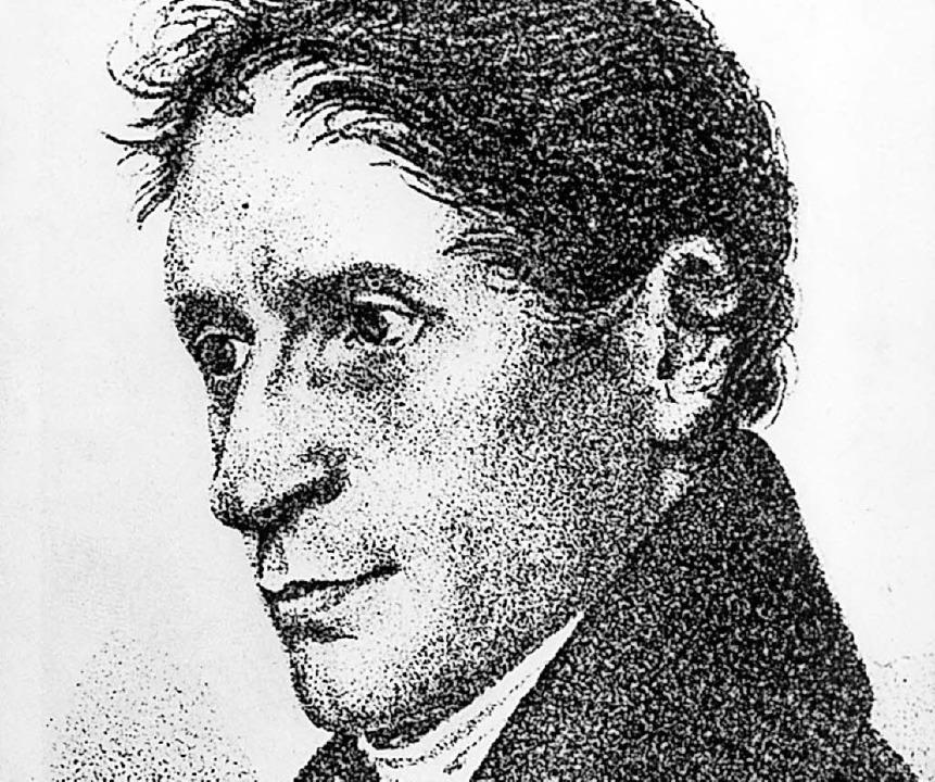Inspirierte Komponisten: Joseph Freiherr von Eichendorff.   | Foto: dpa