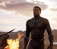 Der schwarze Superheld