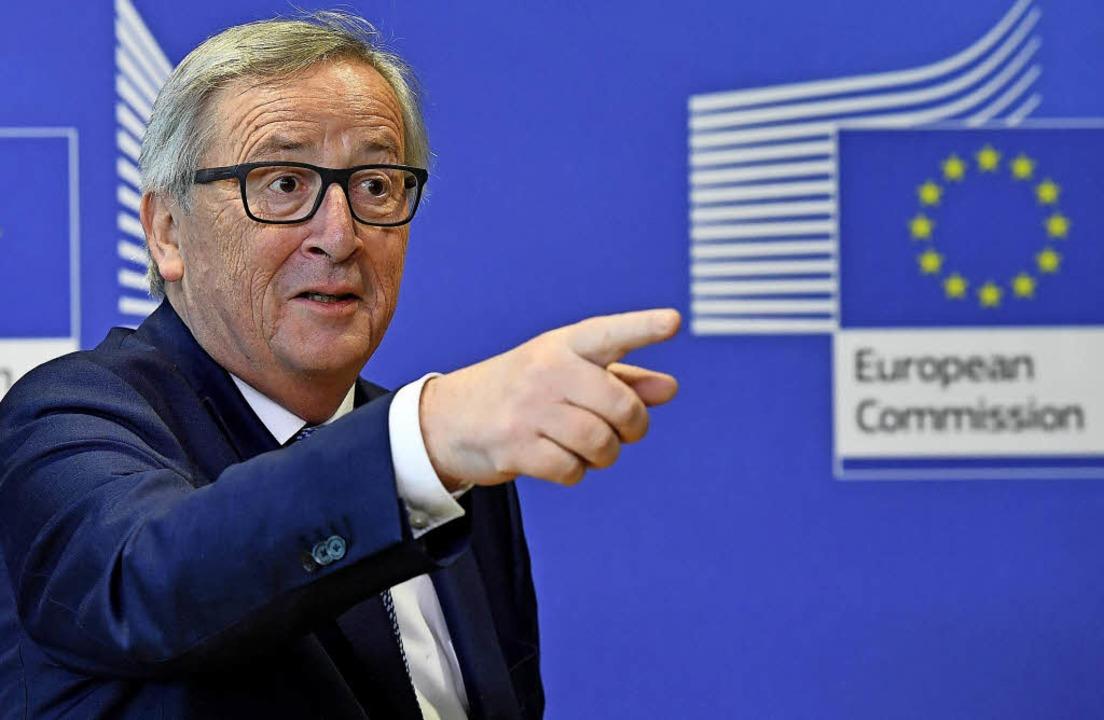 Juncker verspricht mehr Mitbestimmung für EU-Bürger