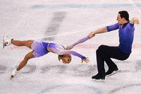 Aljona Savchenko und Bruno Massot holen Gold im Paarlauf