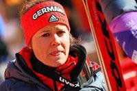 Viktoria Rebensburg verpasst als Vierte knapp eine Medaille