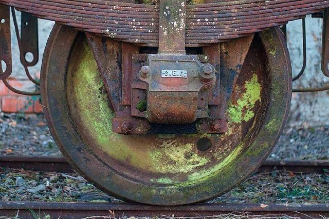 Die Eisenbahnfreunde räumen ihr Quartier