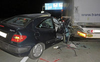 Weiteres Auto rast bei Weil ungebremst ins Stauende der A5