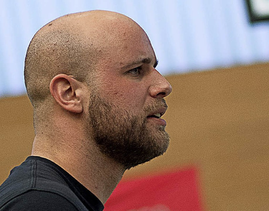 CVJM-Coach Matthias Blum     Foto: vfma