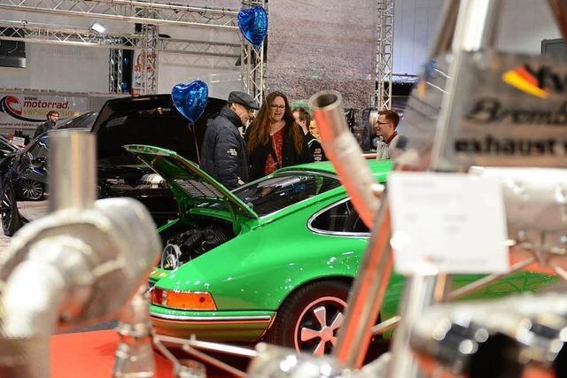Messe Automobil ist für südbadischen Einzelhandel wie Weihnachten