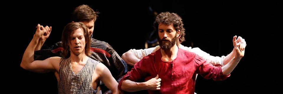 Die Tanzperformance Sons of Sissy zeigt den Umgang mit Folklore
