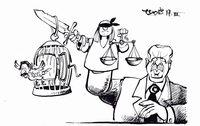 Es lebe die unabhängige Justiz!