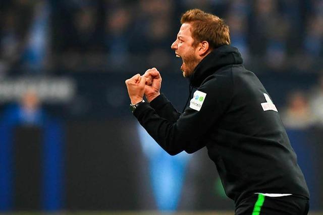 Bremen möchte mit neuem Trainer gegen Freiburg gewinnen