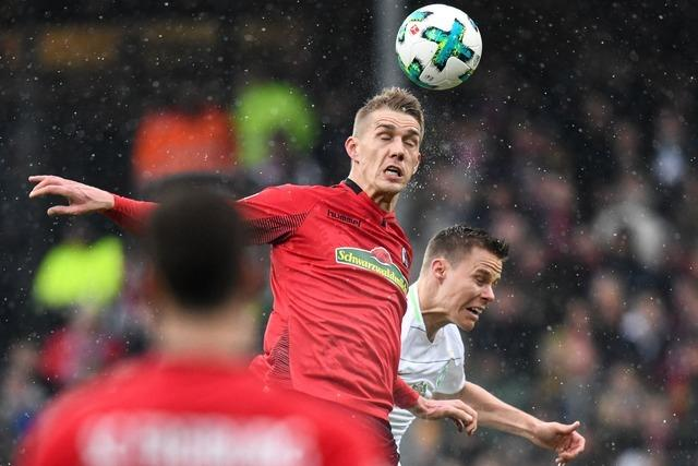 Liveticker: SC Freiburg vs. Werder Bremen 1:0
