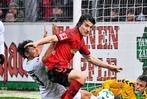 Fotos: SC Freiburg gewinnt im Schneeregen gegen Werder Bremen