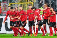 Sportclub rettet frühe 1:0-Führung gegen Werder Bremen über die Zeit