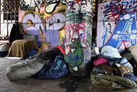 In Freiburg leben rund 50 Menschen auf der Straße – auch im Winter