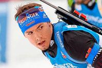 Biathlet Simon Schempp gewinnt Silbermedaille