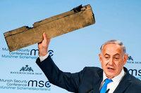 Israel droht dem Iran auf offener Bühne