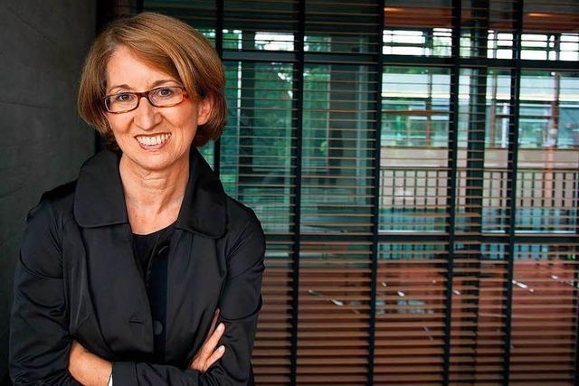 Maria Dietz referiert in Lörrach über Chancen der Digitalisierung für Frauen