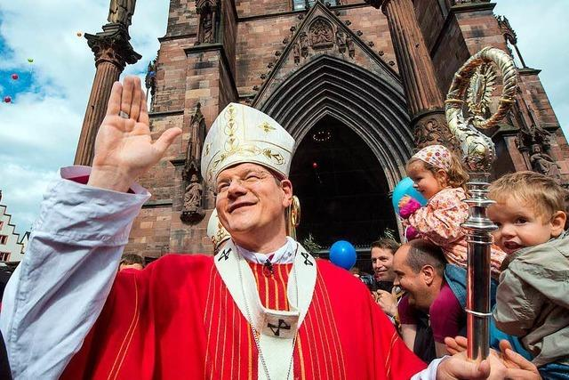 Erzbischof Stephan Burger: Kein Segen für homosexuelle Paare