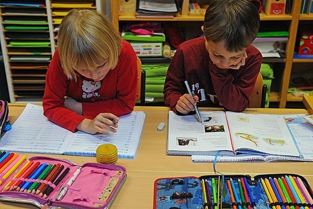 Betreuung der Schulkinder ist ein Millionenprojekt - Stadt bremst