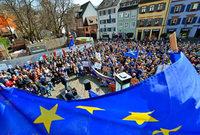 """""""Pulse of Europe"""" kommt wieder auf den Augustinerplatz"""