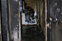 Wohnung in Görwihl brennt komplett aus