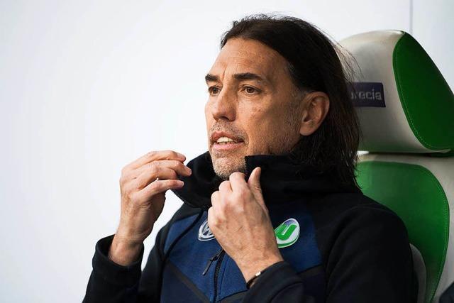 VfL Wolfsburg und Trainer Martin Schmidt trennen sich