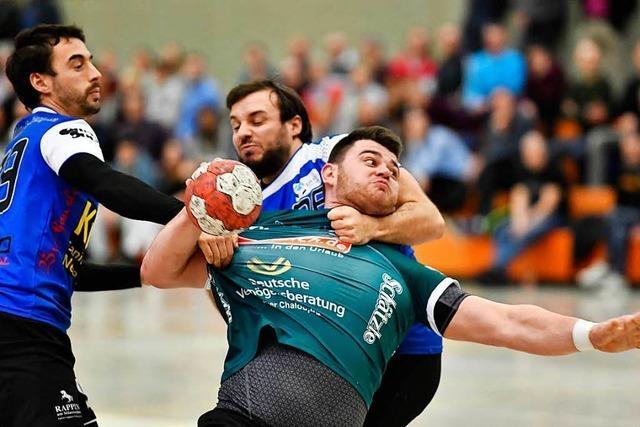 Herbolzheim setzt Höhenflug gegen die Handball-Union fort