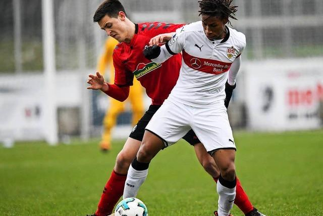 SC Freiburg II und VfB Stuttgart II trennen sich torlos