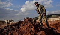 Kurden bitten Assad um Hilfe