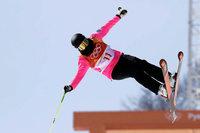 Sabrina Cakmakli fährt in der Halfpipe auf Rang acht