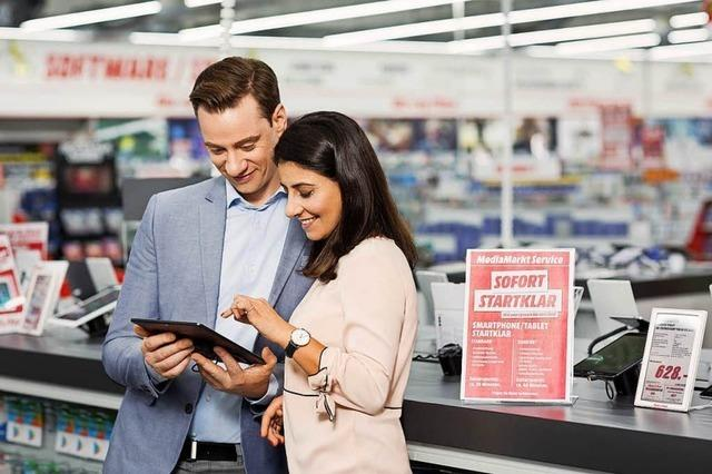 Infotage Computersicherheit im Media Markt Freiburg