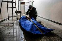 Aktivisten melden 45 Tote bei Angriffen auf Rebellenbastion in Syrien