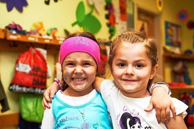 Wie Kinder durch Freundschaften lernen