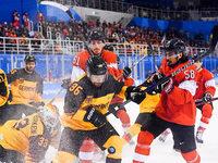 Fotos: So kämpfte sich die deutsche Eishockey-Nationalmannschaft ins Olympia-Viertelfinale