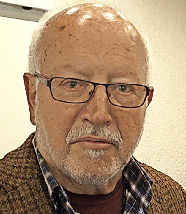 Klaus Ruch war fast 15 Jahre lang Vorsitzender der AWO in Schönau.   | Foto: Archivbild: Wehrle