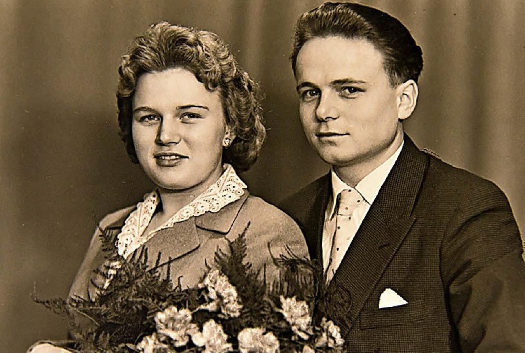 Christa Und Roland Pietsch Feiern Diamantene Hochzeit