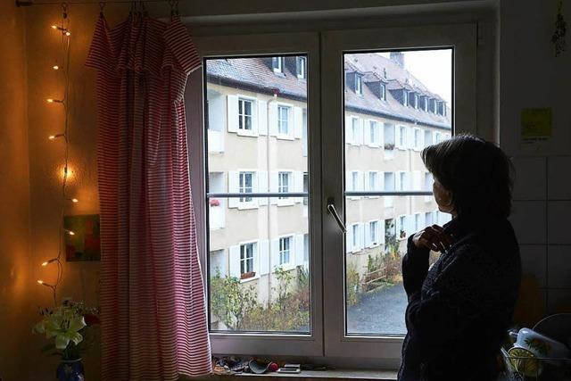 Neubauten an der Quäkerstraße stellen Armutsrisiko für Bewohner dar