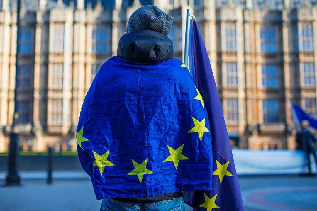 May äußert sich kommende Woche zu Partnerschaft mit EU nach dem Brexit