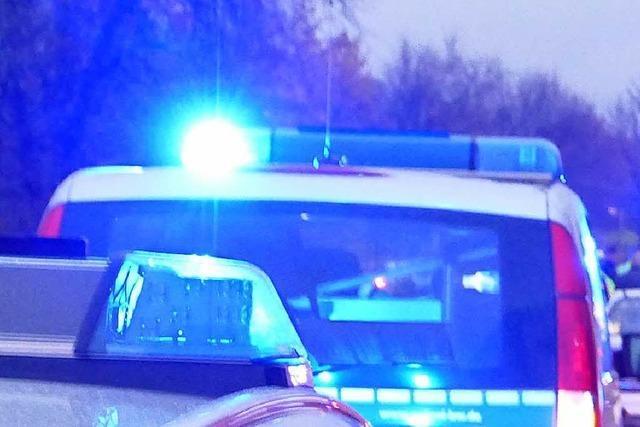 Vier Autos bei Unfall in Hammerstein aufeinander geschoben