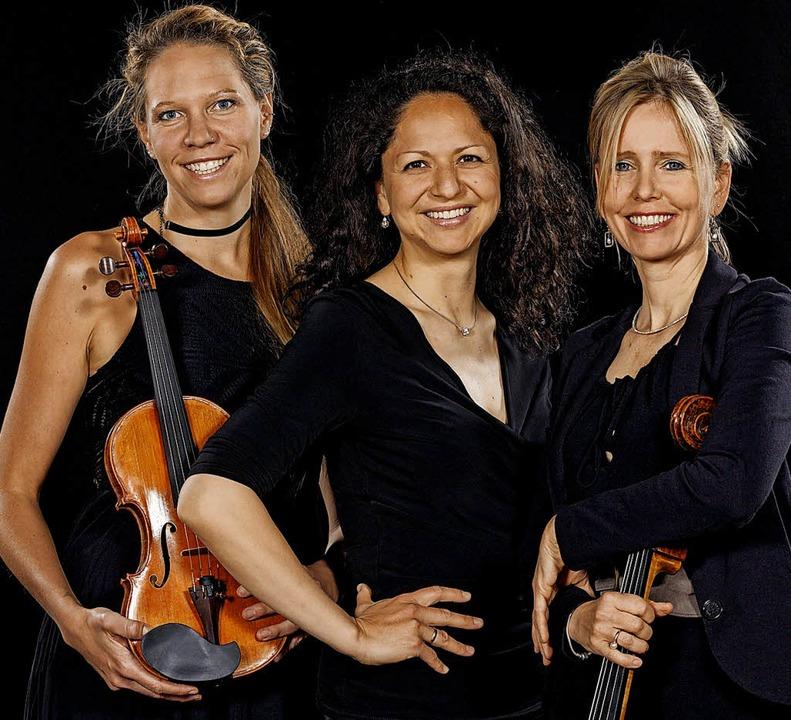 Trio Maurice  | Foto: Pro