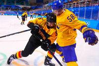 Eishockey-Sensation: Deutschland besiegt Schweden und erreicht das Halbfinale