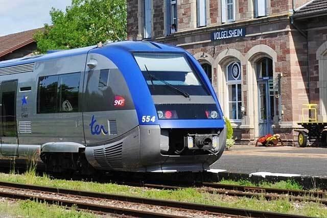 Kommt die direkte Bahnverbindung zwischen Freiburg und Colmar?