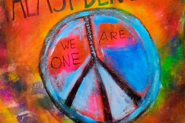 Das Peace-Zeichen feierte seine Premiere vor 60 Jahren bei einer Anti-Atom-Demo
