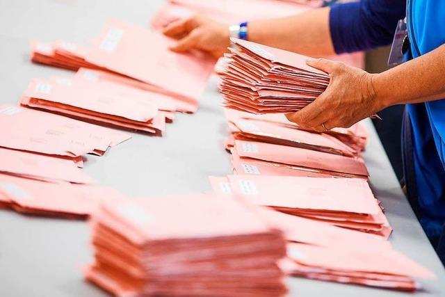 So kannst Du Wahlhelfer bei der Freiburger OB-Wahl am 22. April werden