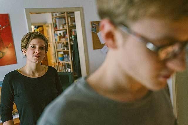 Freiburger dreht Kurzfilm über die Groko - als zerstrittenes Elternpaar