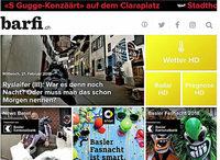 Telebasel will barfi.ch nicht