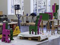 Das Kunstmuseum als Skatepark