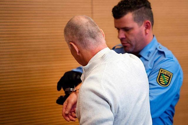 Bundesgerichtshof verurteilt kannibalistischen Mörder zu lebenslanger Haft