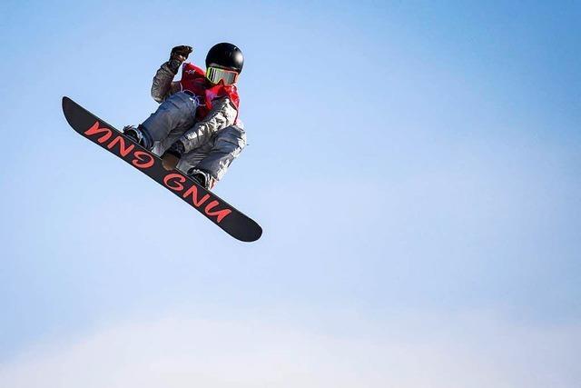 Österreicherin Anna Gasser gewinnt die Big-Air-Premiere bei Olympia