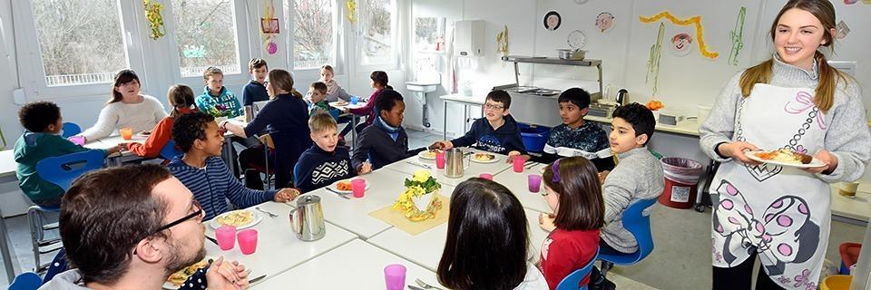 Welche Probleme Schulen aus der Region bei der Ganztagesbetreuung haben